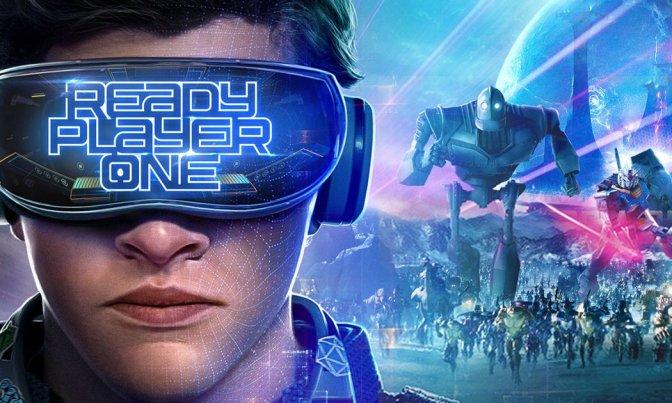 一級玩家-VR遊戲將成主流